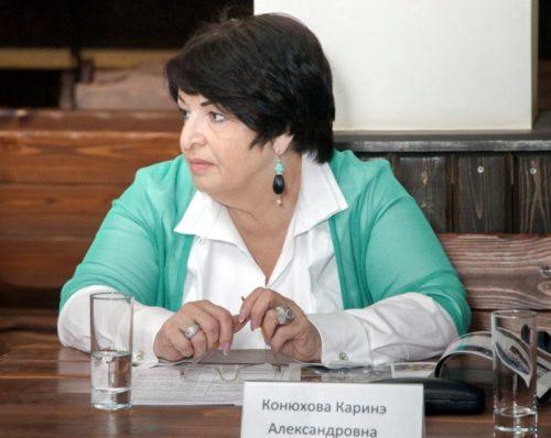 Каринэ Конюхова: «Необходимо развитие скриннинговых программ по своевременному выявлению онкозаболеваний»