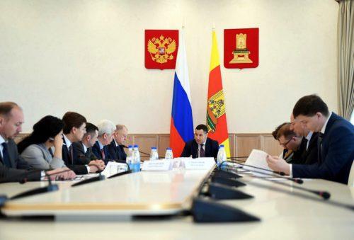 Губернатор Игорь Руденя демонстрирует стабильность в «Кремлёвском рейтинге»