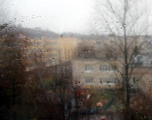 В Тверскую область идут сильные дожди