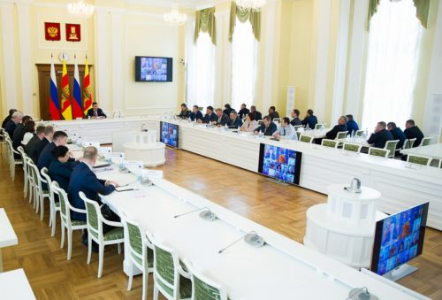 Игорь Руденя: проведение демонстрации 1 мая поможет формировать уважение к человеку труда