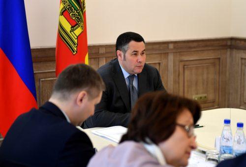 Игорь Руденя вошёл в ТОП-20 глав регионов по упоминаемости в социальных медиа