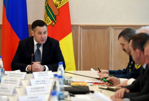 В Тверской области завершается восстановление основной сети линий электропередачи