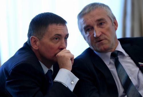 Игорь Руденя обсудил вопросы развития Тверской области с членами депутатских фракций Законодательного Собрания региона