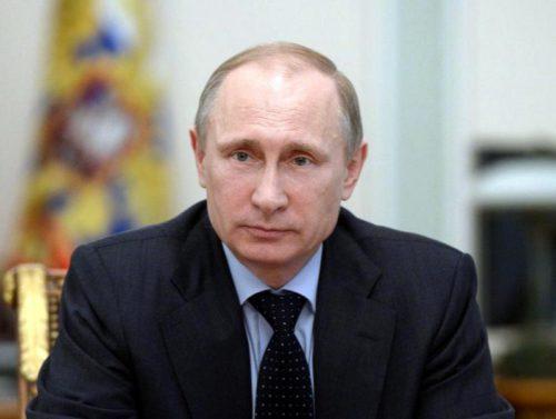 Президент России Владимир Путин поздравил жителей Тверской области с Днём России