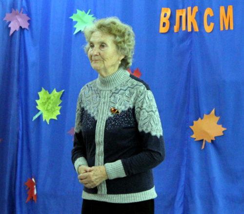 Фаина ТЕПЛЕНКОВА