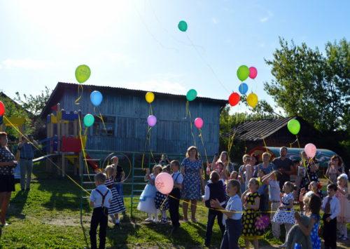 Спасибо, детский сад, от всех, от всех ребят!
