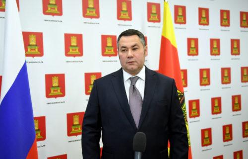 Губернатор Игорь Руденя прокомментировал итоги «Прямой линии с Владимиром Путиным»
