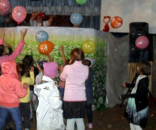 Праздник детства доставил море радости