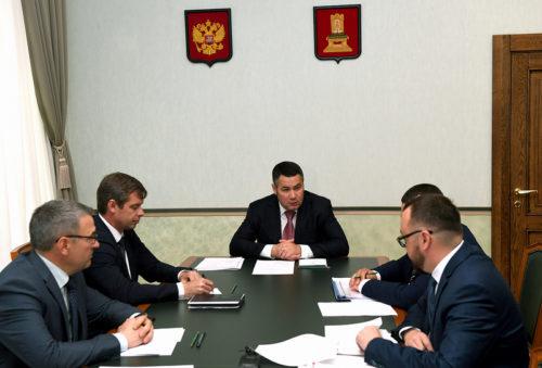 Ремонтную кампанию на дорогах Тверской области планируют завершить к октябрю 2018 года