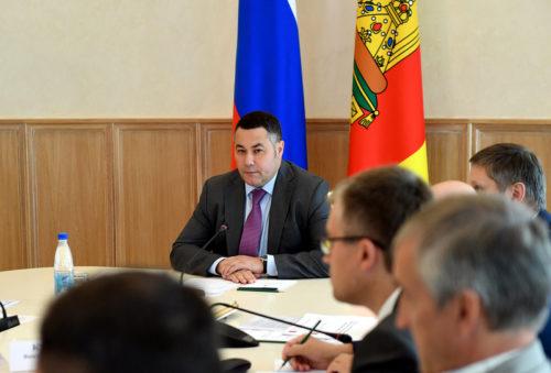 Игорь Руденя занял 12-е место в рейтинге «Губернаторская повестка» по итогам прошлой недели