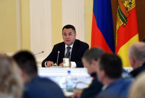 Игорь Руденя: первоочередная задача - повысить доступность квалифицированной медицинской помощи