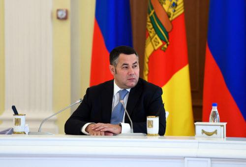 Игорь Руденя: своевременная подготовка к отопительному периоду должна стать устойчивым трендом в Тверской области