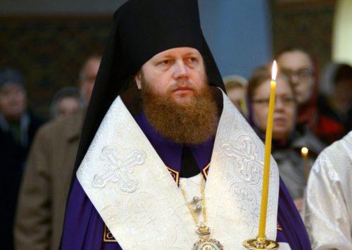 Губернатор Игорь Руденя поздравил с назначением митрополита Тверского и Кашинского Савву