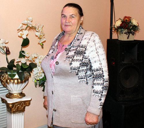 Антонина ТЮРИНА