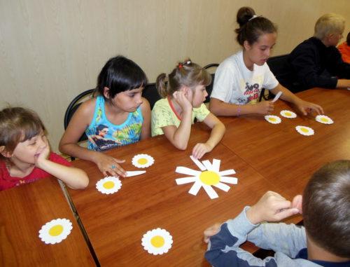 Детская библиотека посвятила праздник Дню семьи, любви и верности
