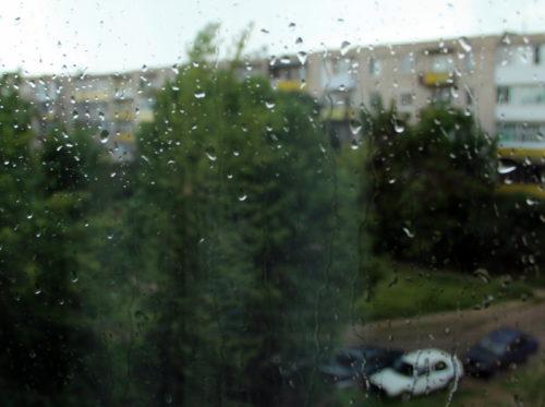 Дожди и грозы не отступают