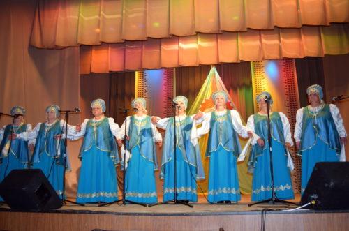 Хранители народной песни собрались в Селижарове