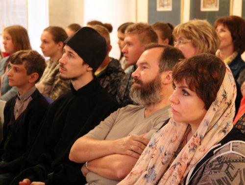 Дни памяти святителя Иова открыла юношеская научно-практическая конференция