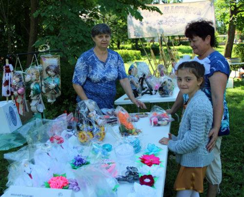 Мастеров-умельцев приглашают на Торговую ярмарку