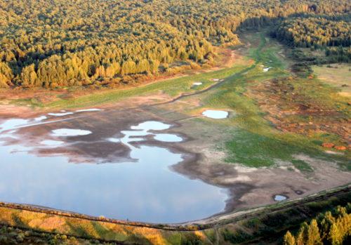 И вновь вопрос по Ждановскому озеру