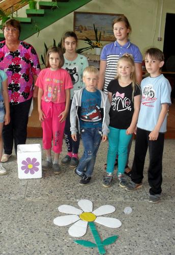 Жителей Ново-Ямской ждал «Ромашковый сюрприз»