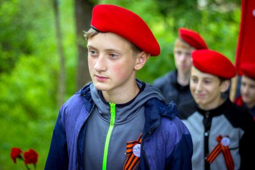 Красновские ребята прошли обучение в Школе молодого поисковика