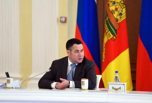 Игорь Руденя в июне сохранил позиции в ТОП-10 губернаторов с сильным влиянием