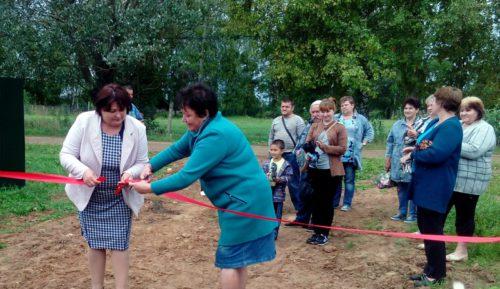 В Бороздине и Панькове обновили водопроводные сети