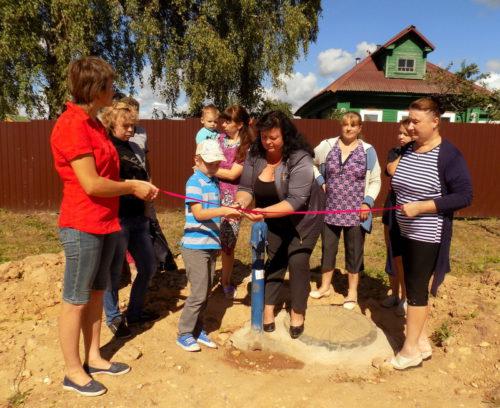 В Степуринском сельском поселении решали проблемы водоснабжения