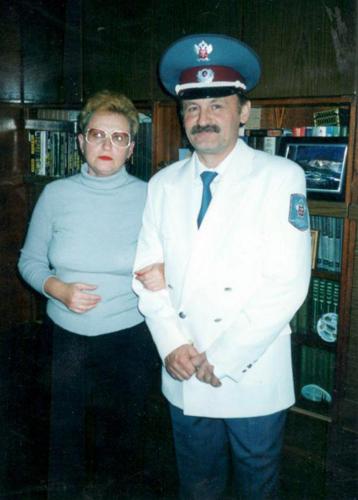 Надежда и Владимир ФЕДУЛОВЫ. Имя в истории Старицкой районной комсомольской организации
