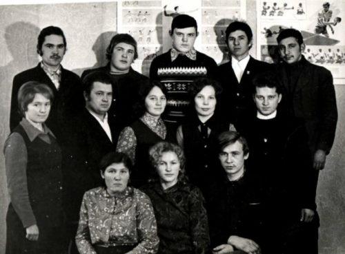 Валентина КЛЮЕВА. Имя в истории Старицкой районной комсомольской организации
