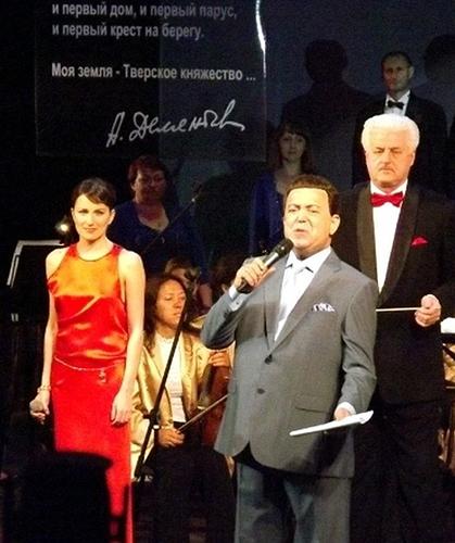 Игорь Руденя выразил соболезнования в связи с уходом из жизни Иосифа Кобзона
