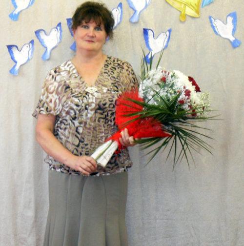 С юбилеем, Евгения Викторовна!