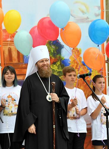 Митрополит Тверской и Кашинский Савва напутствовал на новый учебный год