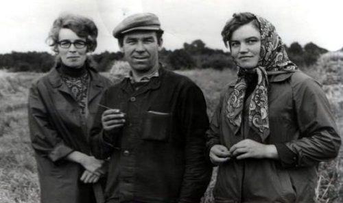 Валентина ВАСИЛЬЕВА. Имя в истории Старицкой районной комсомольской организации