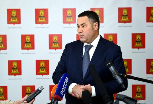 Игорь Руденя вошёл в «пятёрку» губернаторов с сильным влиянием в рейтинге АПЭК за июль