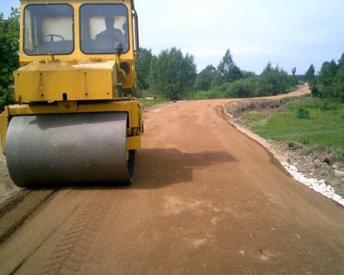 В Старицком районе завершён ремонт более 5,4 км участков местных дорог