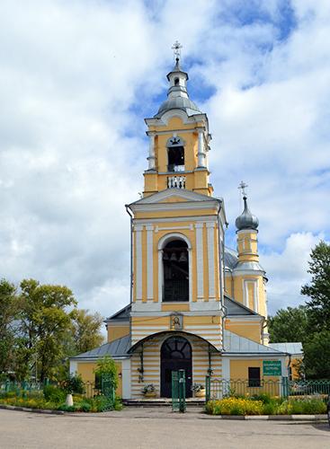 В Ильинском храме пройдут праздничные богослужения