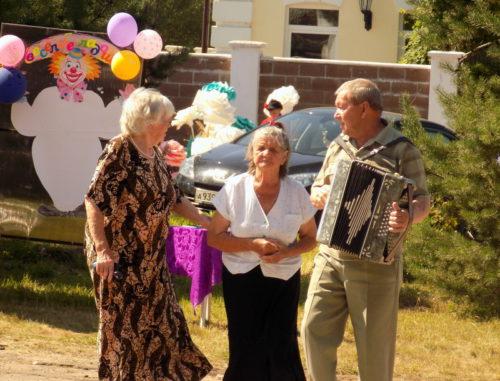 В Степурине отгуляла традиционная сельская ярмарка