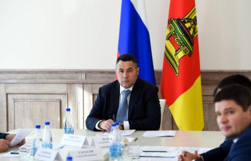 Игорь Руденя занял 6 место в медиарейтинге губернаторов в сфере ЖКХ