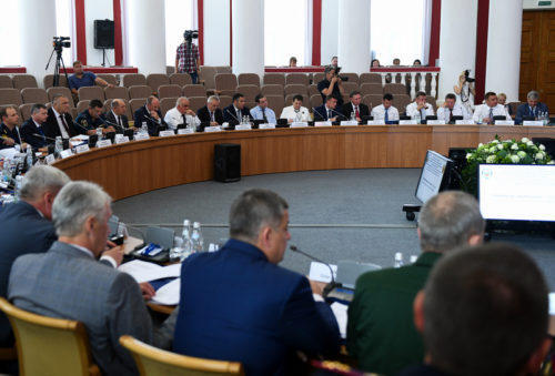 Игорь Руденя: Тверская область активно противодействует нелегальной миграции